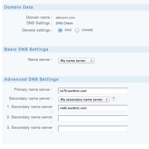 How to Set Up Your Dedicated IP on 1and1 L 2 Core Managed Server ...