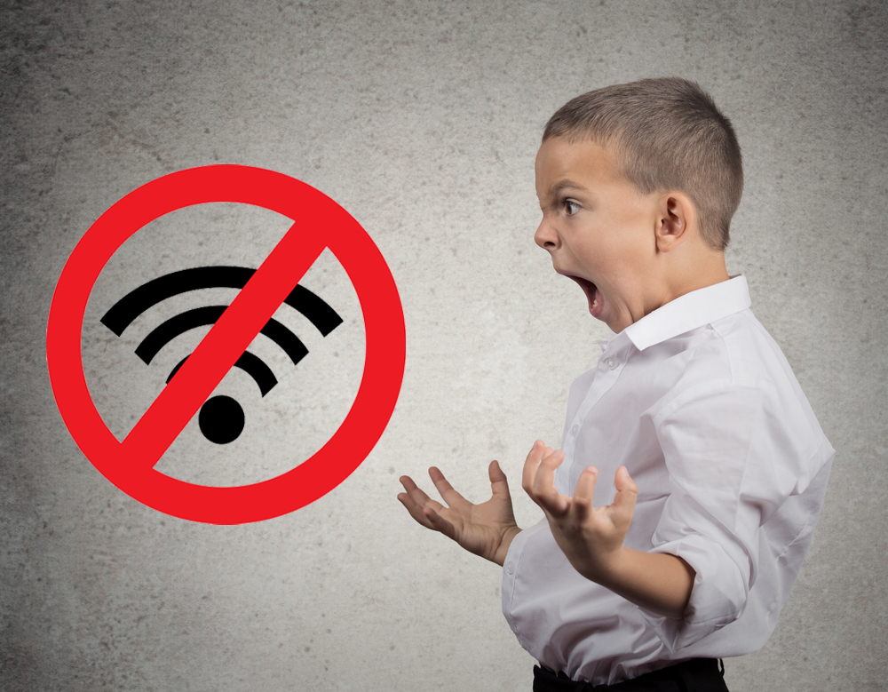 How to Prevent Kids From Accessing the Home Wifi Without
